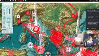 2/02/2017 -- Italy hit by noteworthy M4.9 (M5...
