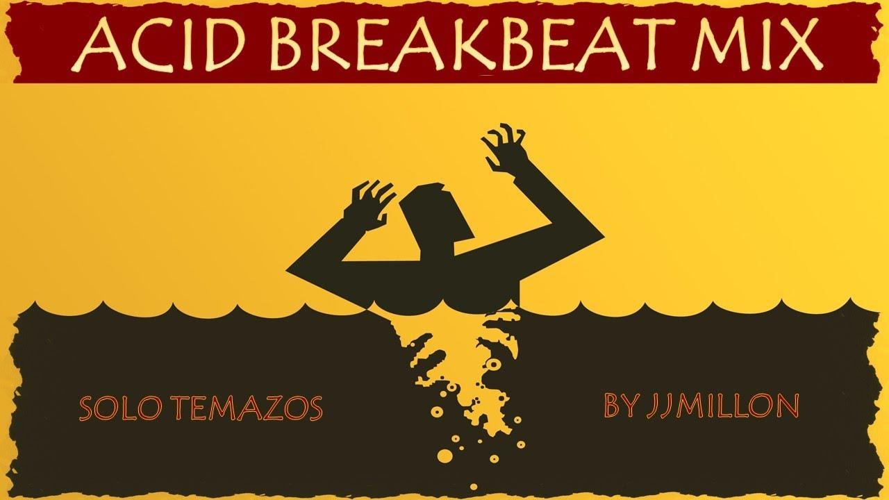 Download Acid #Breakbeat Mix 2