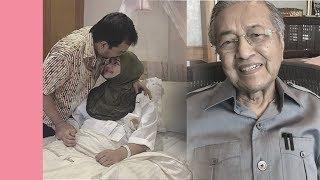 Tun M Tumpang Gembira Kelahiran Anak Pertama Siti Nurhaliza & Datuk K