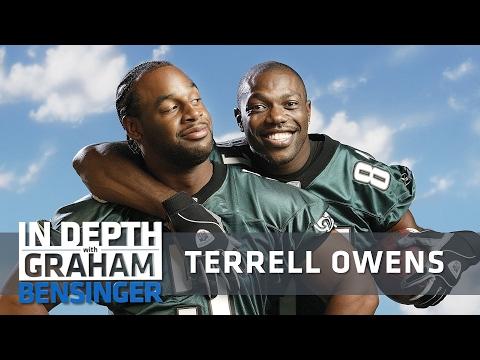 Terrell Owens: Donovan McNabb's mid-huddle F-bomb