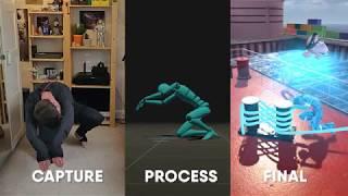 Covid Motion Capture - Digitalnauts