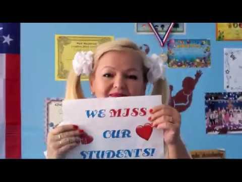 Big Apple Academy | Flash Mob from Teachers