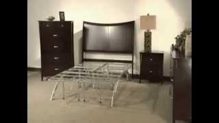 How To Assemble Metal Platform Bed Frame