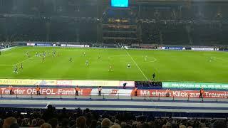 04.10.2019: Hertha BSC - Fortuna Düsseldorf = 3:1