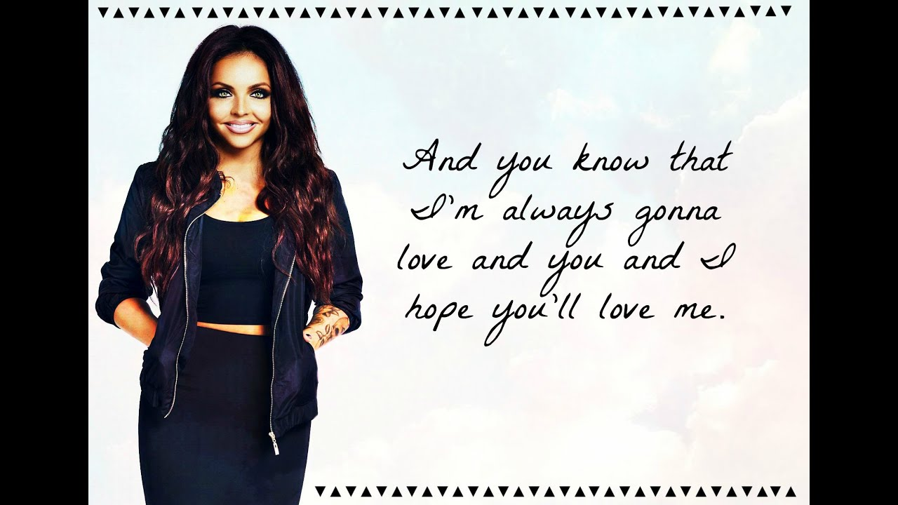 jesy nelson were okay baby 2011 lyrics youtube