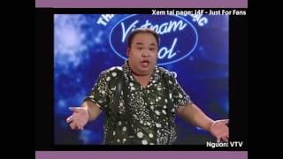 thí sinh hỗn với giám khảo VN idol - hoàn
