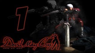 Devil May Cry 1 HD Collection || Walkthrough/Gameplay || Parte 1 || Xbox/PS3/PC