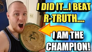I WON THE 24/7 TITLE OFF OF R-TRUTH?! OMG YES!! PLUS SUMMERSLAM 19 FUSION! WWE SuperCard Season 5!!!