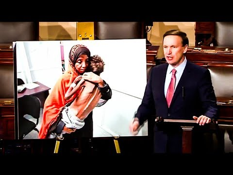 Democratic Senator Brilliantly Explains The U.S. Complicity in Yemen Disaster