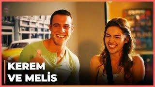 Melis, Keremin Evine Geldi - Birlikte Eğleniyorlar - Güneşi Beklerken 14. Bölüm