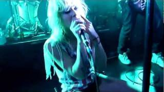 The Sounds - Hope you're happy now - LIVE PARIS 2012