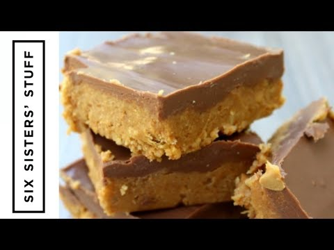 How To Make No Bake Peanut Butter Bars In 10 Minutes Flat
