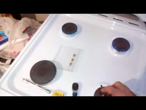 Как перевести газовую плиту на балонный газ