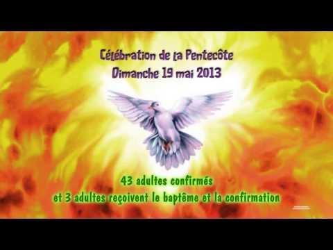 Envoie ton Esprit (Pentecôte 2013 - Cathédrale de Trois-Rivières)