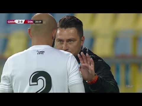 Gaz Metan Medias Dinamo Bucharest Goals And Highlights