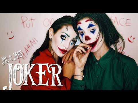 mr-&-mrs-joker-/-halloween-makeup-tutorial