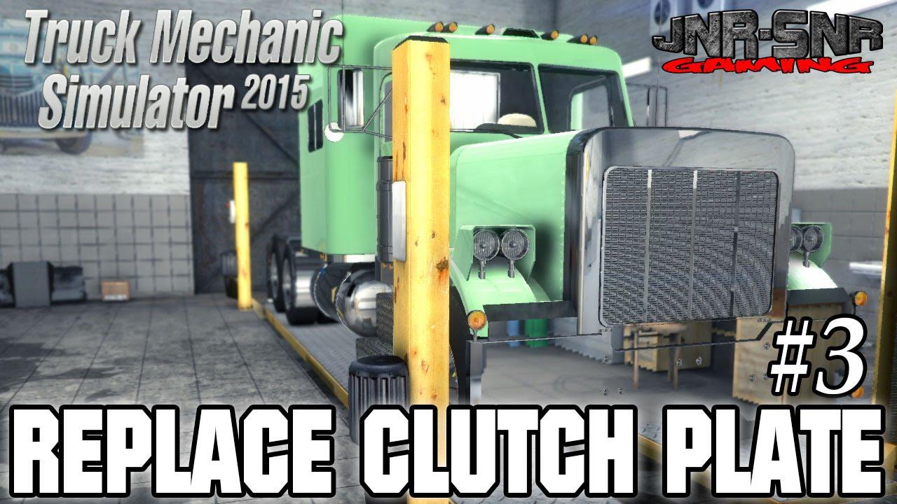 Truck Mechanic Simulator 2015 Game Trailer