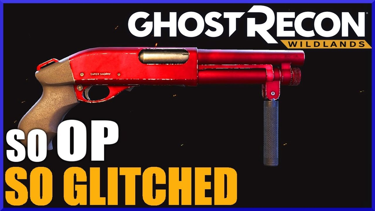 THE MOST OVERLOOKED WEAPON in Ghost Recon Wildlands Super Shorty