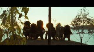 "Where The Wild Things Are TV Spot ""Hideaway"""