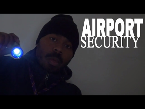 [ASMR] Airport Security Roleplay AVIATION Airport Search with Various Triggers (Soft Spoken)