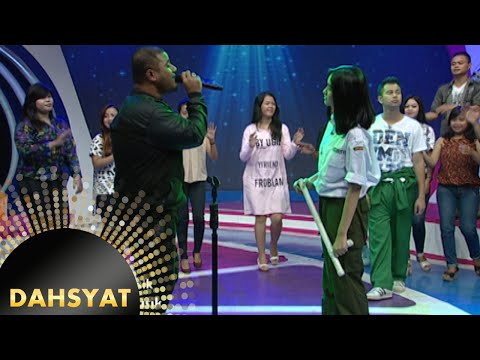 Mike Mohede Nyanyi 'Kusayang Kamu' Untuk Ochi [Dahsyat] [12 Feb 2016]