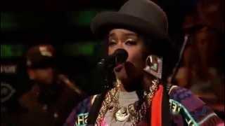 Lauryn Hill Live--Could You Be Loved (Bob Marley)