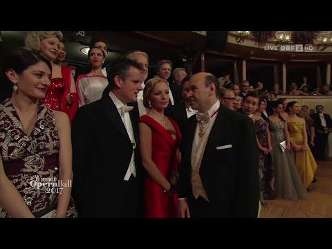 Wiener Opernball 2017 / Vienna Opera Ball 2017 - Die Eröffnung / The Opening