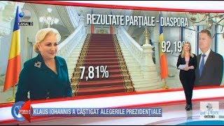 Stirile Kanal D (25.11.2019) - Vot RECORD! Klaus Iohannis a castigat alegerile prezidentiale!