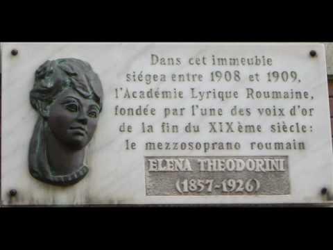 """Elena Teodorini :Amilcare Ponchielli """"La Gioconda, opera in 4 acts (Preghiera)"""" record 1903"""