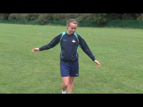 BARKS VS...: Sophie Barker vs Kasia Lipka
