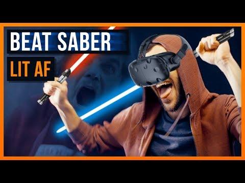 MEIN KÖRPER IST BEREIT - Beat Saber