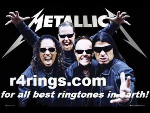 Metallica Enter Sandman Guitar ringtone