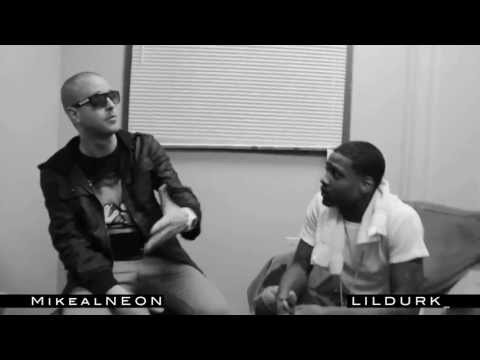 Exclusive Lil Durk Interview with Mikeal NEON