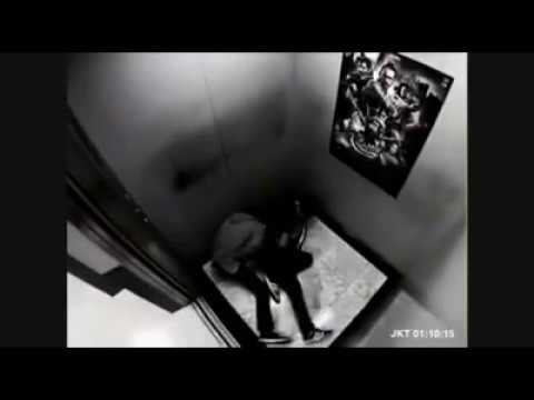 AMAZING, THE GREAT SILAT GIRL RECORDED BY CCTV