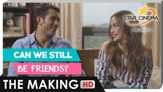 Download Video The Making | 'Can We Still Be Friends' | Gerald Anderson, Arci Muñoz MP3 3GP MP4