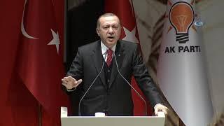 Erdoğan: ''Yok Hıyarmış Yok Salataymış Enflasyon Bunlardan Kaynaklanan Bir Şey Değil''