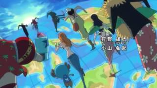 Download Lagu One Piece Opening AMV x One Ok Rock Dreamer MP3