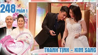 The husband has to massage for his wife first if he wants to play game|Thanh Tinh-Kim Sang|VCS #248