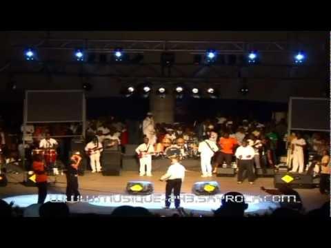Fally Ipupa concert souvenir ambiance totale a Abidjan 2007