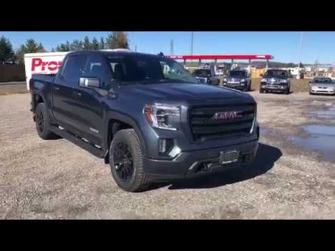 2019 Gmc Sierra Elevation First Look Youtube
