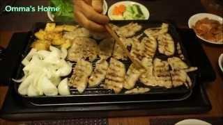 Recipe: Korean Pork Belly Aka Samgyeopsal With Onion Salad & Korean Bbq Dipping Sauce