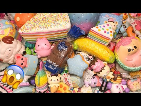 HUGE UPDATED SQUISHY COLLECTION! 10/14/18
