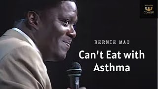"Bernie Mac ""Can't Eat With Asthma"" Kings of Comedy Tour"