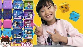 라임의 친구와 함께하는 레고 프렌즈 플레이큐브 시리즈 장난감 놀이 Lego Friends Fun Indoor Playground for Kids