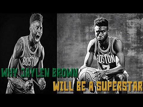 Why Jaylen Brown WILL BE an NBA Superstar