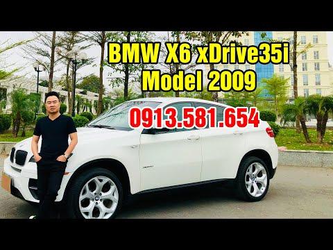 BMW X6 xDrive35i Model 2009 6 trăm XXX - Xe Đẹp Giá Như Hon Da CRV. Gọi Ngay 0913.581.654 Có Xe Ngay
