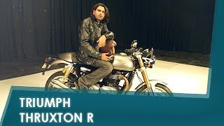 Sponsored: Triumph Thruxton R | NDTV carandbike
