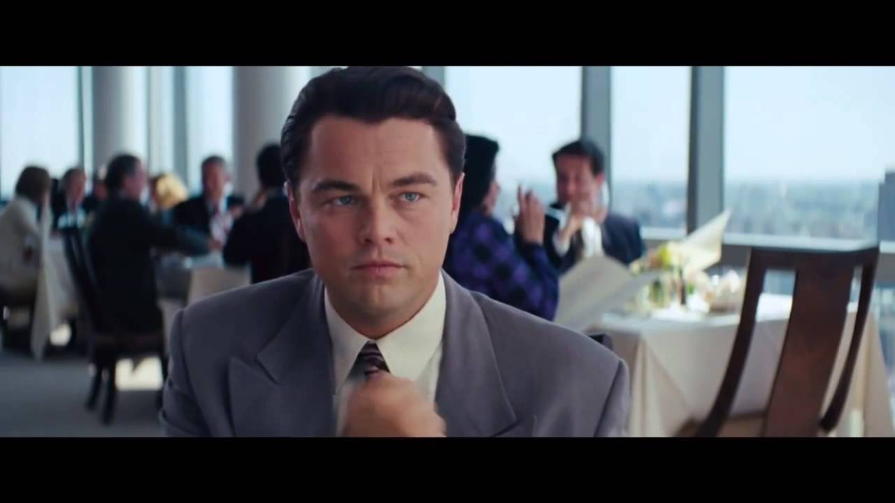 Chest beat - the wolf of wall street - YouTube