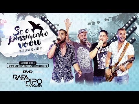 Download Se o Passarinho Voou - Rafa e Pipo Marques Ft. Jorge e Mateus