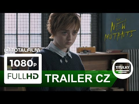 X-Men: Noví mutanti (2019) CZ HD trailer